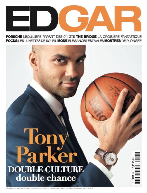 Edgar Magazine numero en kiosque